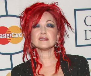Cyndi Lauper<