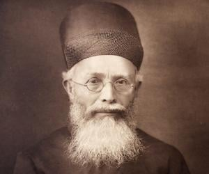 Dadabhai Naoroji<