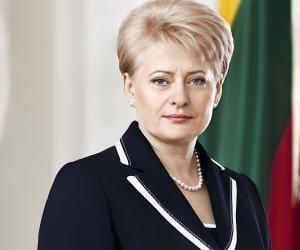 Dalia Grybauska...<