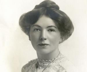 Dame Christabel Harriette Pankhurst