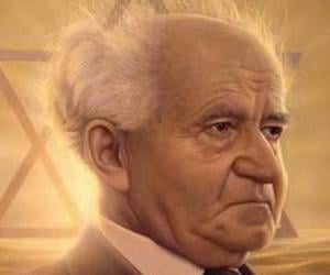 David Ben-Gurion<