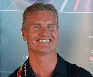 David Coulthard<