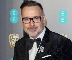 David Furnish<