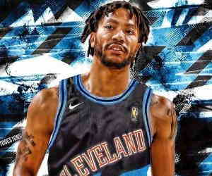 Derrick Rose Biography Facts Childhood Family Life