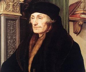 Desiderius Erasmus<