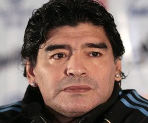 Diego Maradona<