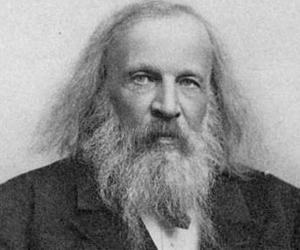 a biography of dmitri ivanovich mendeleev a chemist Dmitri ivanovich mendeleev was born on the february 8, 1834 mendeleev was a russian chemist and inventor, known as the creator of the periodic table.