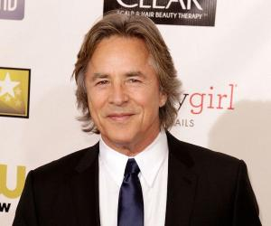 Don Johnson<