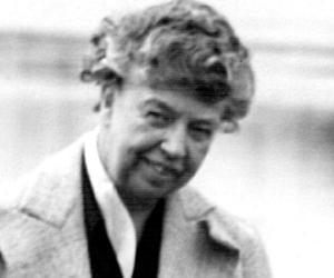 Eleanor Roosevelt<