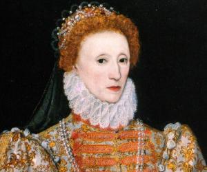 Elizabeth I of ...<