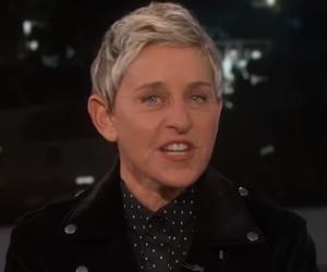 Ellen DeGeneres<