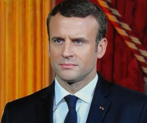 Emmanuel Macron<
