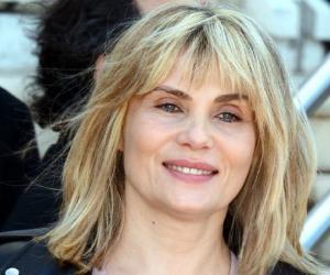 Emmanuelle Seigner<