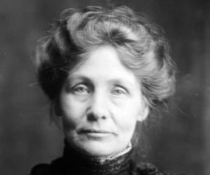 Emmeline Pankhurst<