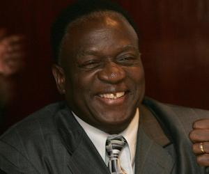 Emmerson Mnangagwa<