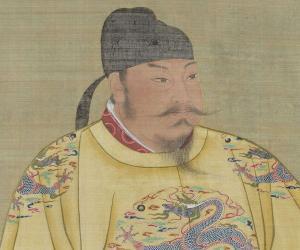 Emperor Taizong...<