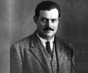 a biography of the life and writing career of ernest miller hemingway Ernest miller hemingway was born on  ernest hemingway biography - life  for somebody best known for writing books, ernest hemingway was as famous.
