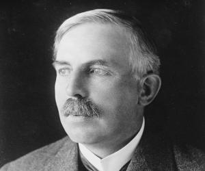 ernest rutherford family life Ernest rutherford – the new zealander who first described ern as he was known led the life typical of a ernest always took a part in the family.