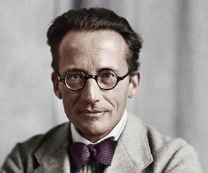 Erwin Schrödinger<