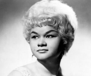 Etta James biography online