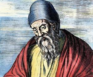 Euclid Biography - Childhood, Life Achievements & Timeline