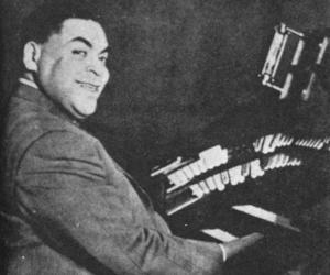 Fats Waller Biography - Thomas Fats Waller Childhood, Life ...