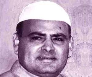Feroze Gandhi<