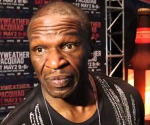 Floyd Mayweathe...<