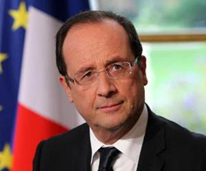 François Hollande<