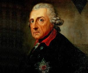Frederick The Great biography online