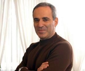 Garry Kasparov<