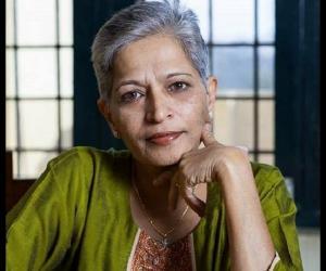 Gauri Lankesh<