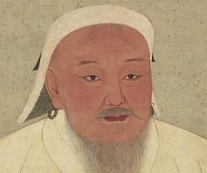 Genghis Khan<