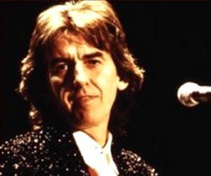 George Harrison<