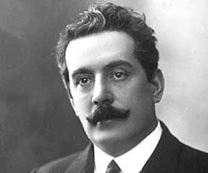 Giacomo Puccini<