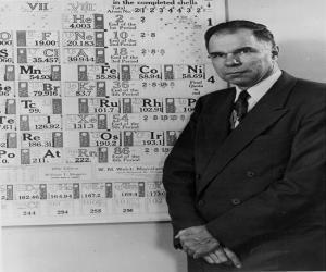 a biography of glenn t seaborg Biography of glen seaborg glenn seaborg, life of glen seaborg (1982) i entered almost by accident the mainstream of my career as a nuclear scientist.