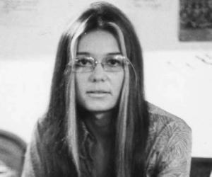 Gloria Steinem<