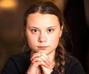 Greta Thunberg<