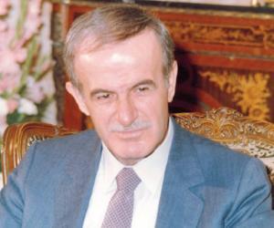 Hafez al-Assad<