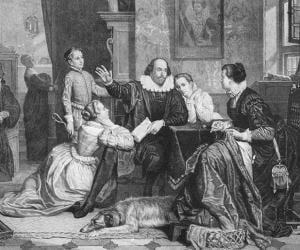 Hamnet Shakespeare<