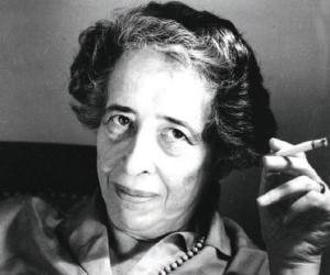 Hannah Arendt<