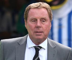 Harry Redknapp<