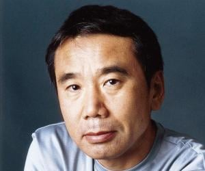 Haruki Murakami<