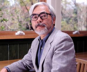 Hayao Miyazaki<