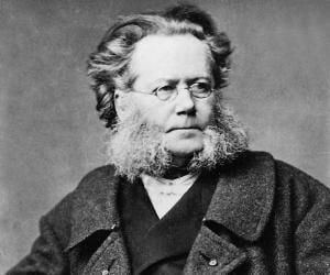 Henrik Ibsen<