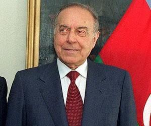 Heydar Aliyev<