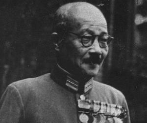 Hideki Tojo<