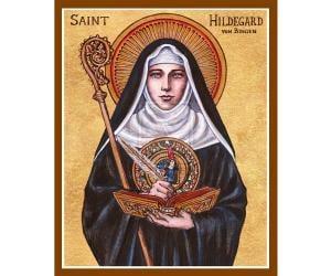 Hildegard of Bi...<