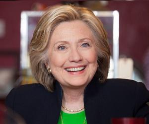 Hillary Clinton<