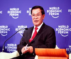 Hun Sen<